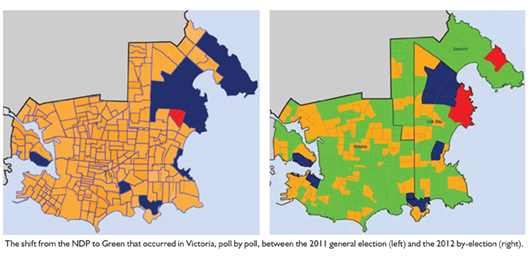 2011 and 2012 election maps