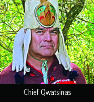 Chief Qwatsinas