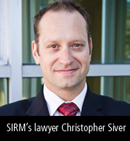 Lawyer Christopher Siver