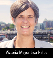 Mayor Lisa Helps