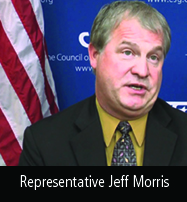 Washington Representative Jeff Morris