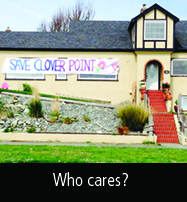 Save Clover Point