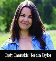 Craft Cannabis' Teresa Taylor